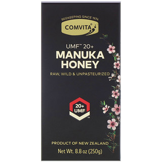 Comvita, Manuka Honey, UMF 20+, 8.8 oz (250 g)