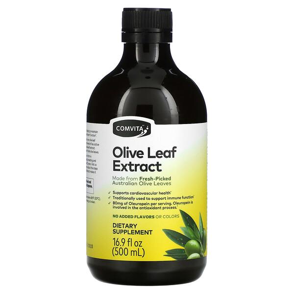 Olive Leaf Extract, 16.9 fl oz ( 500 ml)