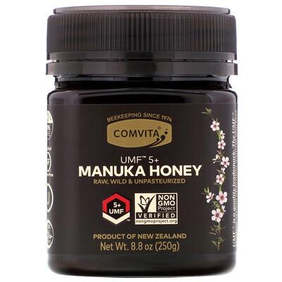 Купить Comvita Manuka Honey, UMF 5+, 8.8 oz (250 g)