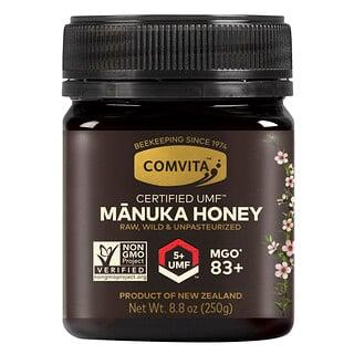 Comvita, Raw Manuka Honey, Certified UMF 5+ (MGO 83+), 8.8 oz (250 g)