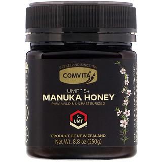 Comvita, マヌカハニー、UMF 5+、8.8オンス (250 g)