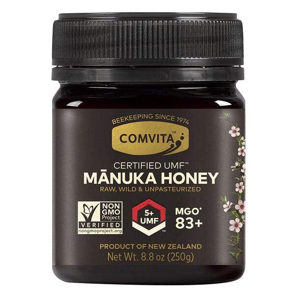 Manuka Honey, UMF 5+, 8.8 oz (250 g)