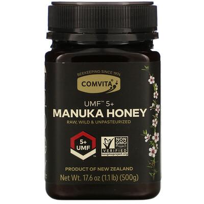 Comvita Manuka Honey, UMF 5+, 1.1 lb (500 g)  - купить со скидкой