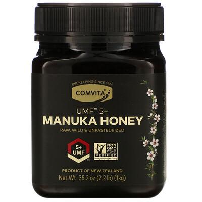 Купить Comvita Manuka Honey, UMF 5+, 2.2 lb (1 kg)