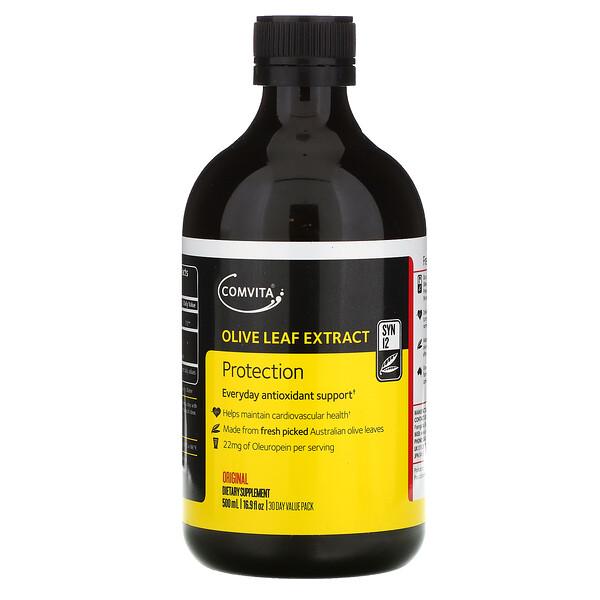 Comvita, Olive Leaf Extract, Original, 16.9 fl oz (500 ml)