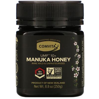 Купить Comvita Manuka Honey, UMF 10+, 8.8 oz (250 g)