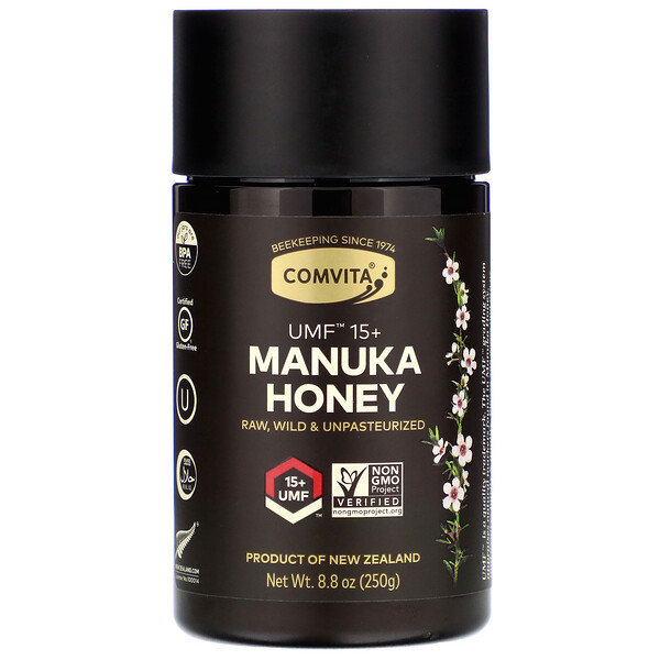 Comvita, Manuka Honey, UMF 15+, 8.8 oz (250 g)
