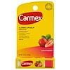 Carmex, クラシック リップバーム、薬用 SPF 15、ストロベリー、0.15 oz (4.25 g) (Discontinued Item)