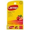 Carmex, Classic Lip Balm, Medicated SPF 15, Strawberry, .15 oz (4.25 g) (Discontinued Item)
