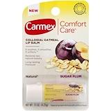 Отзывы о Carmex, Бальзам для комфорта и ухода за губами, сахарная слива, 4,25 г, 15 (унц.)