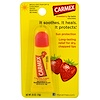 Carmex, Lip Balm, Strawberry, SPF 15, .35 oz (10 g) (Discontinued Item)