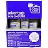 Clean & Clear, Advantage Acne Control Kit, 3 Piece Kit (Discontinued Item)