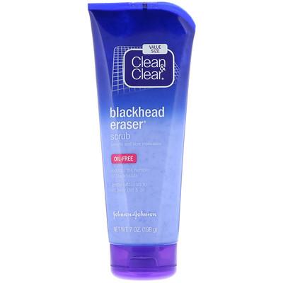 Купить Clean & Clear Скраб против угрей, 7 унц. (198 г)