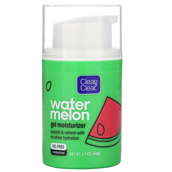 Watermelon Gel Moisturizer, 1.7 oz ( 48 g)