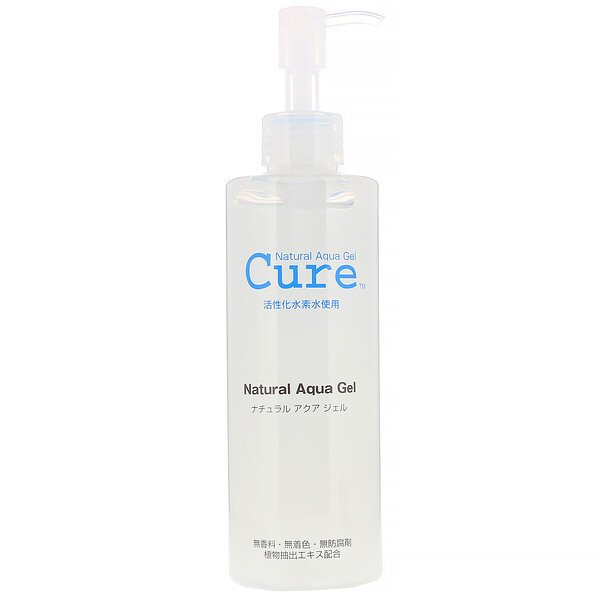 Natural Aqua Gel, 250 ml (8,82 oz)
