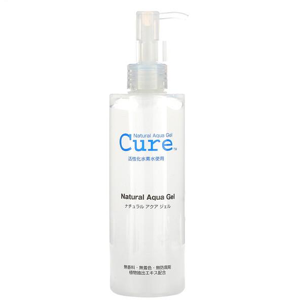 Natural Aqua Gel, 8.82 oz (250 ml)
