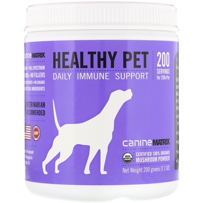 Healthy Pet, Mushroom Powder, 7.1 oz (200 g)