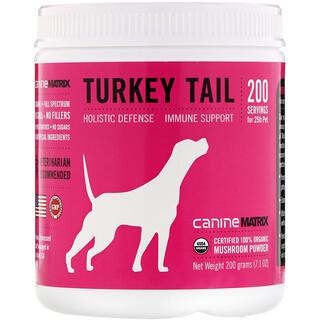 Canine Matrix, Turkey Tail, Mushroom Powder, 7.1 oz (200 g)