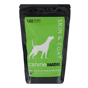 Canine Matrix, Skin & Coat, For Dogs, 3.57 oz (100 g) отзывы