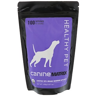 Canine Matrix, Healthy Pet, 3.57 oz (100 g)