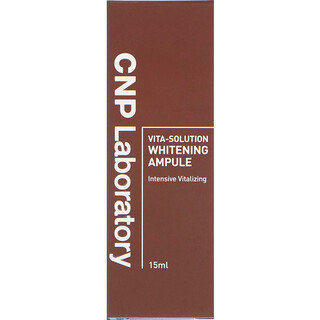 CNP Laboratory, Vita-Solution Whitening Ampule, 15 ml