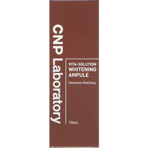 CNP Laboratory, Vita-Solution Whitening Ampule, 15 ml (Discontinued Item)
