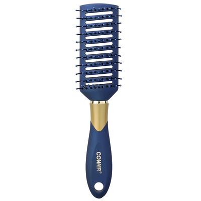 Купить Conair Продуваемая расческа Velvet Touch для сушки, укладки и придания волосам объема, 1шт.