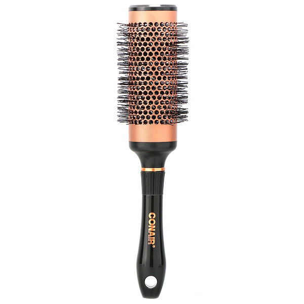 Copper Collection, Quick Blow-Dry Small Round Hair Brush , 1 Brush