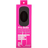 Conair, The Knot Dr, Pro Brite Wet & Dry Detangler, Pink, 1 Brush