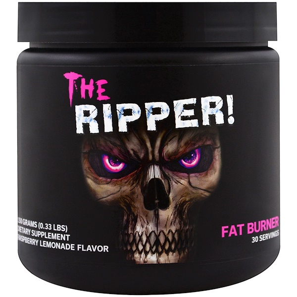 Cobra Labs, The Ripper, Fat Burner, Raspberry Lemonade , 0.33 lbs (150 g)