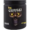 Cobra Labs, The Curse, Pre Workout, Lemon Rush, 0.55 lbs (250 g)
