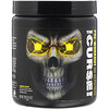 JNX Sports, The Curse, Suplemento preentrenamiento, Lemon Rush, 250 g (8,8 oz. líq.)