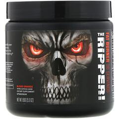 JNX Sports, The Ripper 增肌粉,燃脂劑,血橙味,5.3 盎司(150 克)