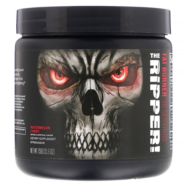 JNX Sports, The Ripper, Fat Burner, Watermelon Candy, 5.3 oz (150 g)