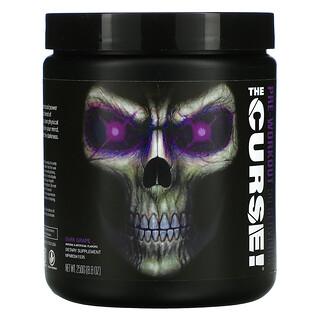 JNX Sports, The Curse, Pre-Workout, Dark Grape, 8.8 oz ( 250 g)