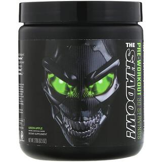 JNX Sports, The Shadow, Pre-Workout, Green Apple, 9.5 oz (270 g)