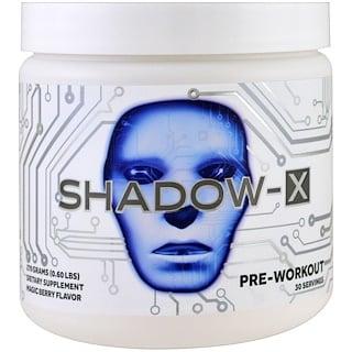Cobra Labs, Shadow-Xプレワークアウト、マジックベリーフレーバー、0.60ポンド (270 g)