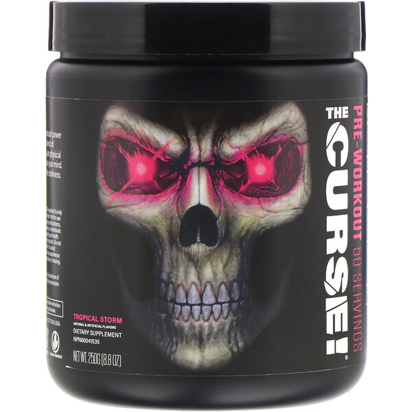 The Curse, Preentrenamiento, Tormenta tropical, 250 g (8,8 oz)