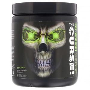 Кобра Лэбс, The Curse, Pre-Workout, Green Apple, 8.8 oz (250 g) отзывы