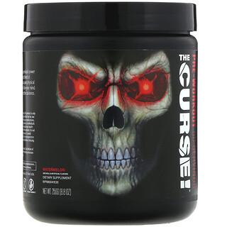 JNX Sports, The Curse, Pre-Workout, Watermelon, 8.8 oz (250 g)