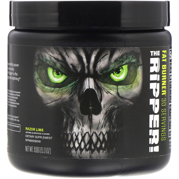 The Ripper, Fat Burner, Razor Lime, 5.3 oz (150 g)