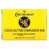 Cococare, Cocoa Butter Complexion Bar, 4 oz (110 g)
