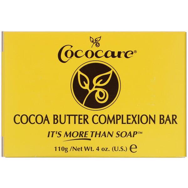 Barra para el cutis con manteca de cacao, 4 oz (110 g)