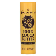 Cococare, 純可可脂棒,1 盎司(28 克)