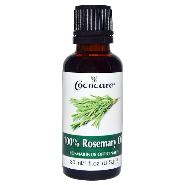 Cococare, 100% Rosemary Oil, 1 fl oz (30 ml)