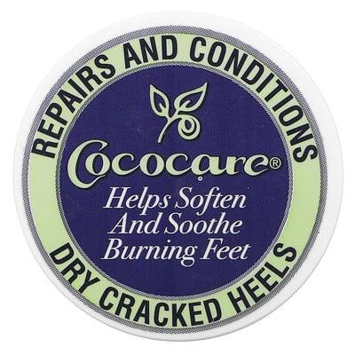 Купить Cococare средство для восстановления и кондиционирования сухих и потрескавшихся пяток, 11г (0, 5унции)