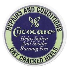 Cococare, 乾裂足跟修復護理霜,0.5 盎司(11 克)