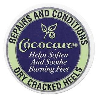 Cococare, средство для восстановления и кондиционирования сухих и потрескавшихся пяток, 11г (0,5унции)