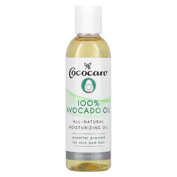 100% Avocado Oil, 4 fl oz (118 ml)