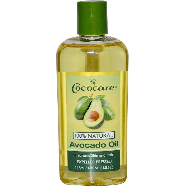 Cococare, Avocado Öl, 4 fl oz (118 ml)